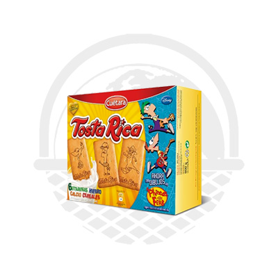 Biscuit TOSTA RICA Nature 570G