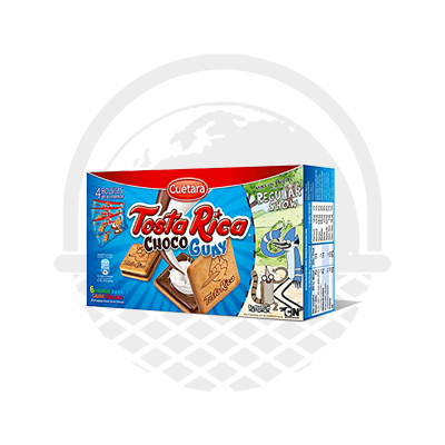 Biscuit TOSTA RICA CHOC GUAY 168G