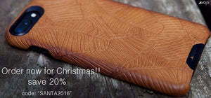 Beautiful Leather Cases and Covers - SAVE NOW, 20% for Christmas