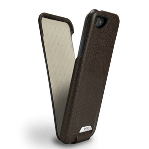 Top Flip - Smart iPhone 6 Plus/6s Plus Leather Cases - Vajacases