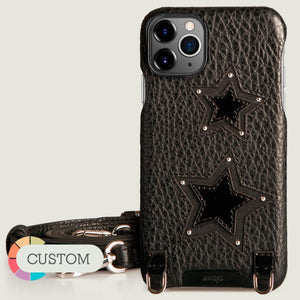 Custom Chic Crossbody iPhone 11 Pro Max necklace case