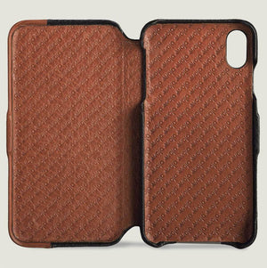 Folio LP - iPhone Xs Max Leather Case - Coming Soon .! - Vajacases