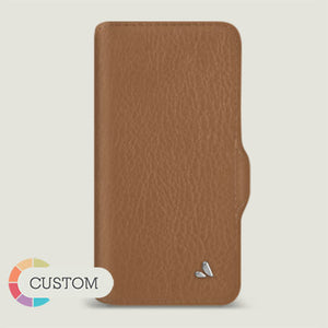 Customizable iPhone 12 pro Wallet leather case