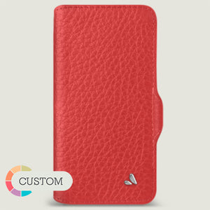 Customizable iPhone 12 Pro Max Wallet leather case