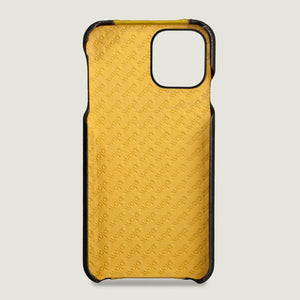 GT Grip iPhone 11 Pro leather case - Vaja