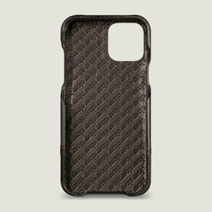 Grip Duo iPhone 12 & 12 pro Leather Case - Vaja