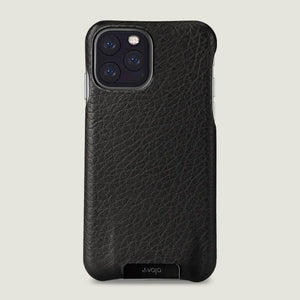 iPhone XI Grip Leather Case - Vaja