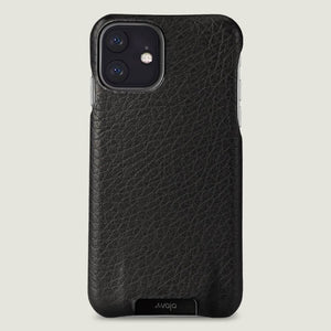 iPhone XI R Grip Leather Case - Vaja