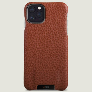 Grip iPhone XI Max Leather Case - Vaja