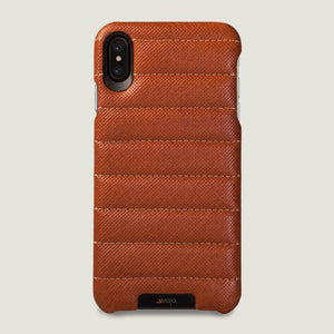 Grip Rider - iPhone X / iPhone Xs Leather Case