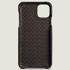 Rider Grip iPhone 11 Pro Max leather case - Vaja