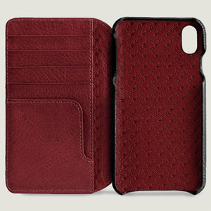 PREORDER + Wallet - iPhone Xs Max Wallet Leather Case + Ships in 4 weeks .! - Vajacases