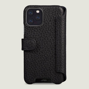 iPhone XI Wallet Leather Case with magnetic closure - Vaja