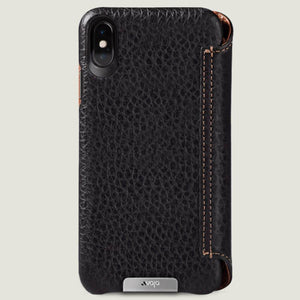 PREORDER + Wallet LP - iPhone Xs Max Leather Case + Ships in 4 weeks .! - Vajacases
