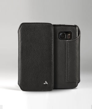 Leather Agenda for Samsung Galaxy S7 - Vajacases