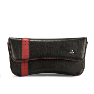 Sunglass Valet - Premium Leather Eyeglass Case - Vajacases