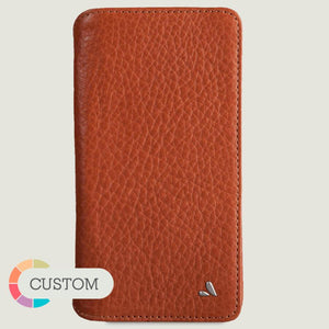 Custom iPhone 11 Pro Max Wallet leather case - Vaja