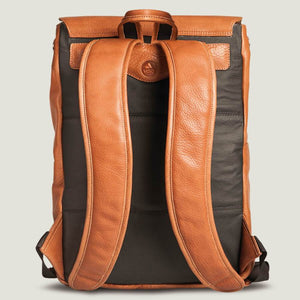Explorer Leather Backpack - Vajacases