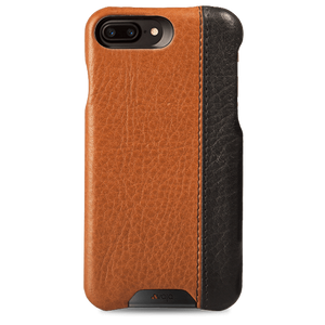 Grip LP iPhone 8 Plus leather case - Vajacases