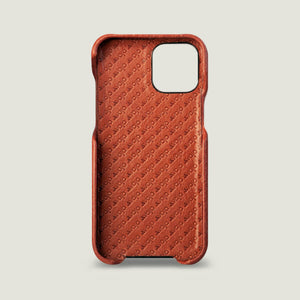 iPhone 12 Mini Grip leather case with MagSafe