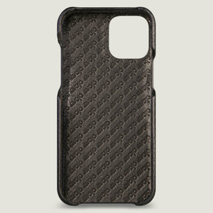 iPhone 12 Pro Max Grip leather case - Vaja