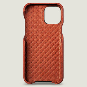 Grip iPhone 12 Pro Max leather case