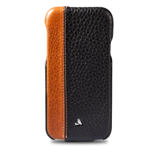Top LP iPhone X / iPhone Xs Leather Case - Vajacases
