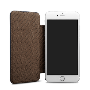 Nuova Pelle - Wrap around iPhone 6/6s Leather Cover - Vajacases