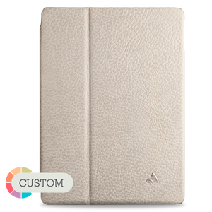 "Custom Libretto Leather Case for iPad 9.7"" - Vajacases"