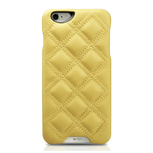 Grip Matelassé - Quilted iPhone 6/6s Leather Cases - Vajacases