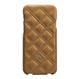 Top Matelassé - Quilted iPhone 6/6s Leather Cases - Vajacases