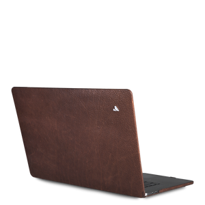 "Macbook Pro 15"" Touch Bar Suit Leather case - Vajacases"