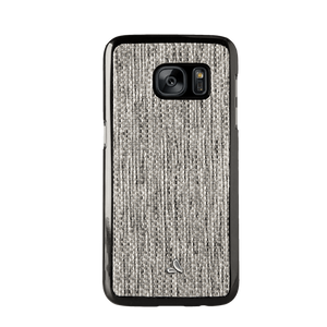 Samsung Galaxy S7 Edge Fabric Case - Shell Marsh - Vajacases