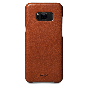 "Grip Samsung S8+ Leather Case 6.2"" - Vajacases"