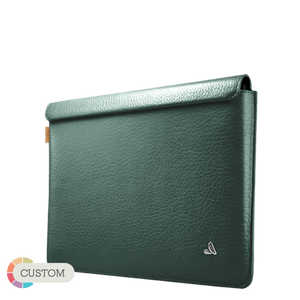 "Customizable iPad Pro Leather Sleeve 10.5"" - Vajacases"