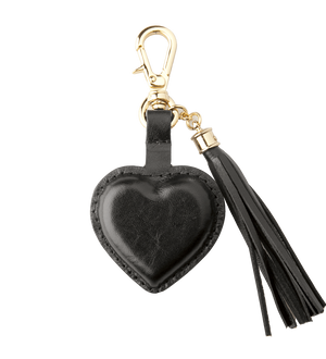 Liz Key Ring - Premium Leather Key Ring - Vajacases