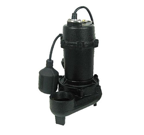Jackel 1/3 HP Cast Iron Effluent Pump