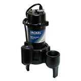 JACKEL 1/2 HP Sewage Pump (Model: JP550T)