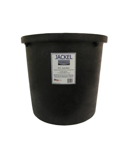 Jackel Sump Basin (18