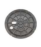 "Jackel Split Sump Basin Cover (For 18"" Diameter Basins)"