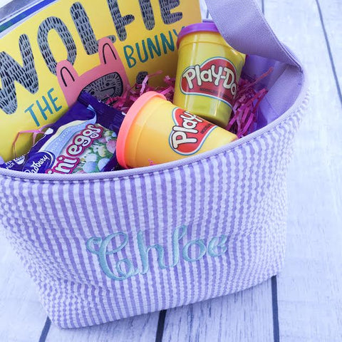 Gentry's Closet Easter Basket Ideas