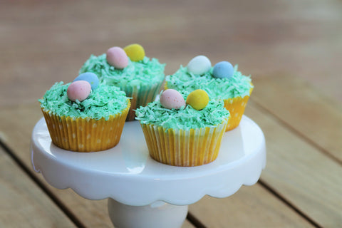 Gentry's Closet Easter Cupcakes