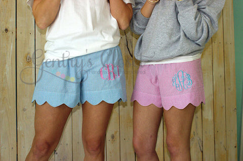 Gentry's Closet Bridesmaid Shorts