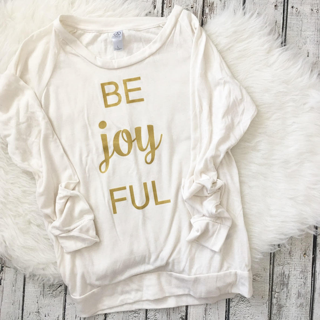 Be Joyful Women's Pullover