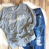 Crazy Thankful Women's Pullover