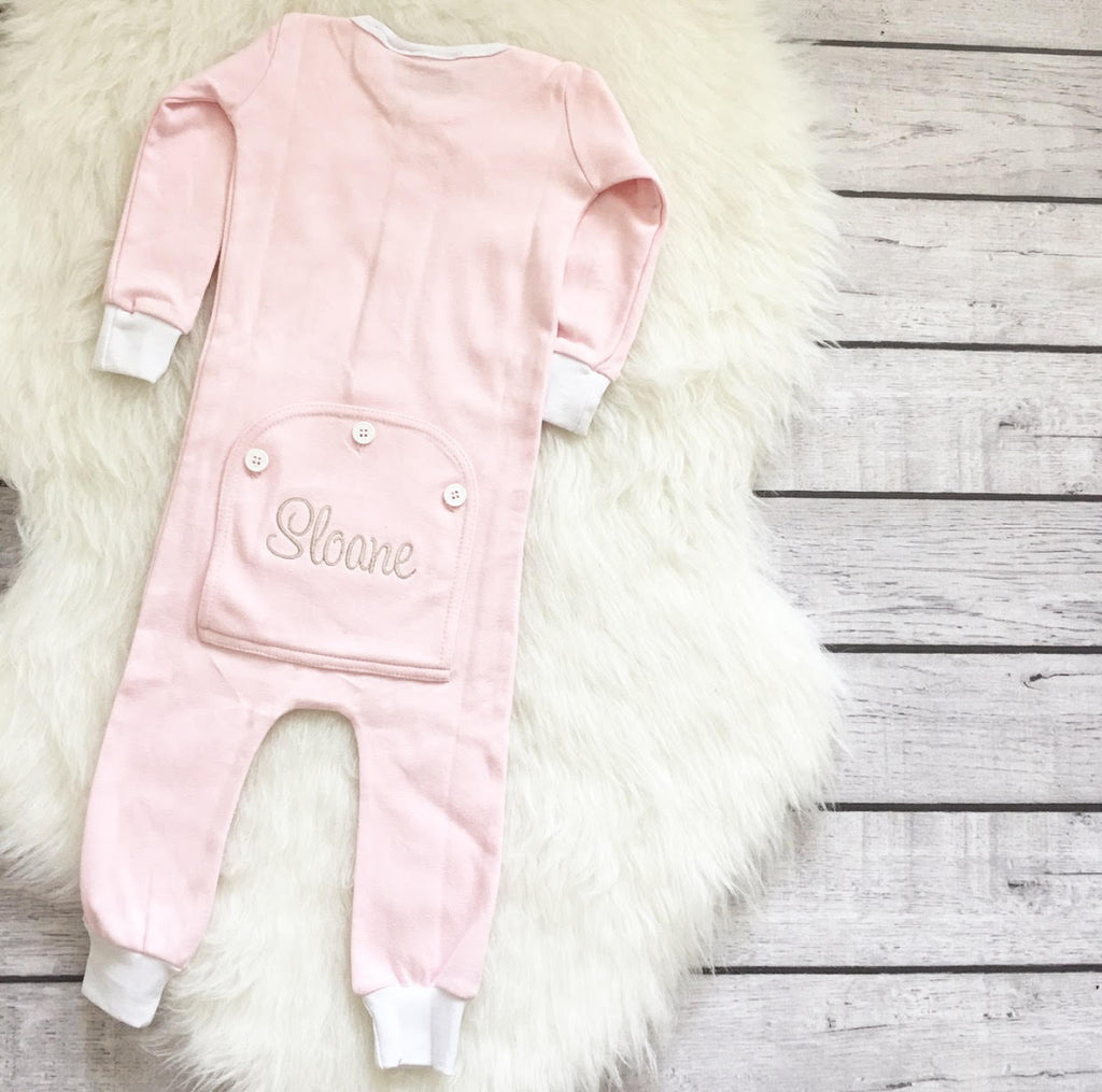 Soft and Sweet Jammies - Peter Cottontail Pink