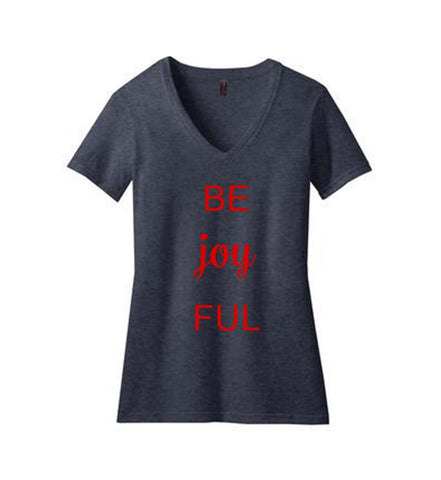 Be Joy FUL - Patriotic Women's Tee
