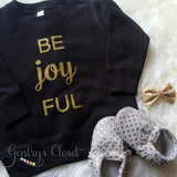 Be Joy FUL Toddler Sweatshirt