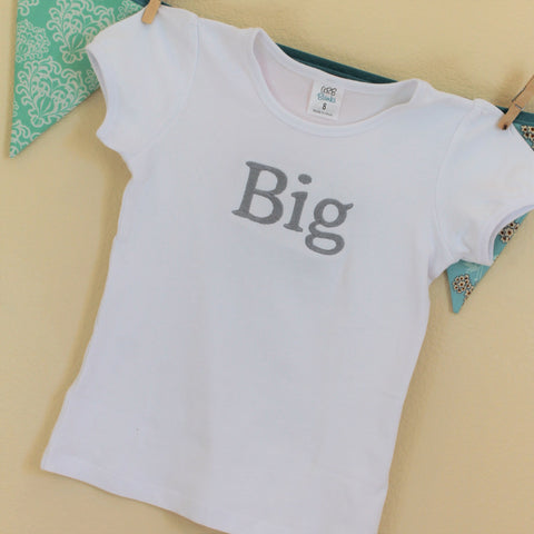 Big Sister or Big Brother Shirt