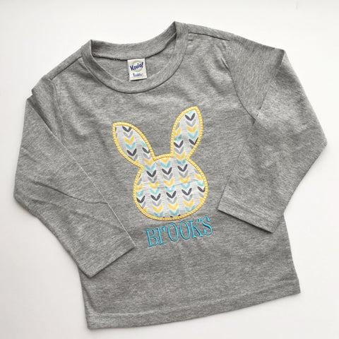 Easter Bunny Boy's Shirt